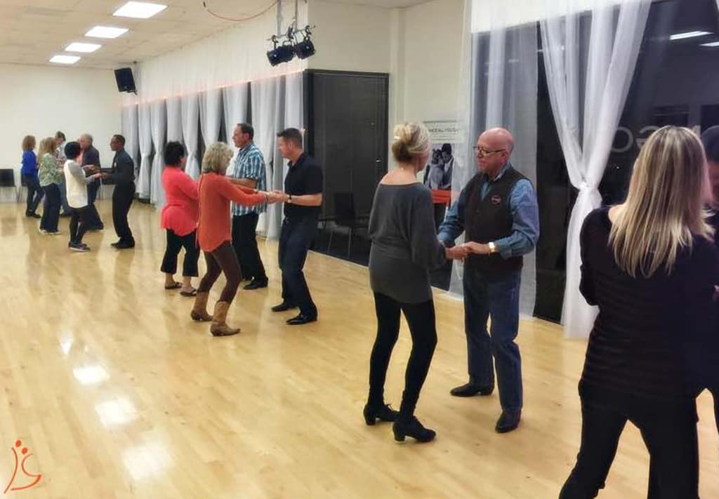 social dance group classes